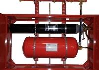 Пожаротушение тонкораспыленной водой. Модули ТРВ