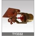 Ороситель TY3332 быстродействующий с расширенной зоной орошения