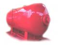 Бак-дозатор пенообразователя горизонтальный FT-H. (bladder tank)