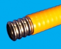 Труба гофрированная Кофулсо в оплетке без термообраб. (жесткая)