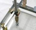 Крепление реечное для подвесных потолков (TBS, SSB, SQ25)