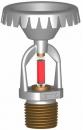 Ороситель спринклерный пенный универсальный СПУ-15