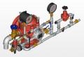 Узел управления спринклерный воздушный УУ-С100/1,2Вз-ВФ.О4