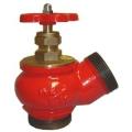 Клапан пожарного крана чугунный  КПК 65-1