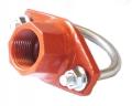 Отвод резьбовой малый модель 723