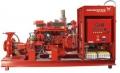 Дизельные и электрические пожарные насосы FM / UL / NFPA