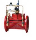 Регулирующий клапан с пилотным управлением серий КАТ11, КАТ21