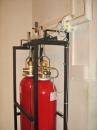 Модуль газового пожаротушения LPG (Хладон 23)