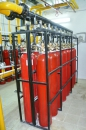 Батарея газового пожаротушения LPG (Хладон 23)