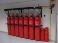 Батарея газового пожаротушения LPG (Хладон 125, Хладон 227еа))