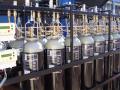 Батарея газового пожаротушения LPG с контролем веса(CO2)