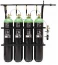 Модуль газового пожаротушения LPG 200 и 300 бар (инертные газы -