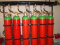 Батарея газового пожаротушения ИСТА (Хладон 125, Хладон 227еа))